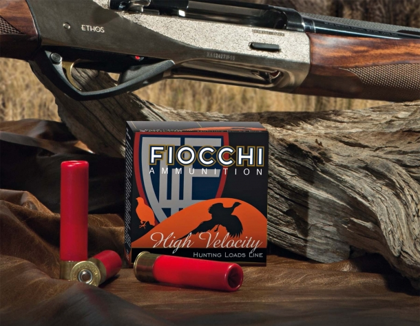 "The new Fiocchi 28 Gauge 3"" shotshell ammunition"