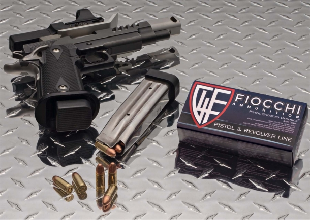 The Fiocchi Pistol and Revolver ammunition line