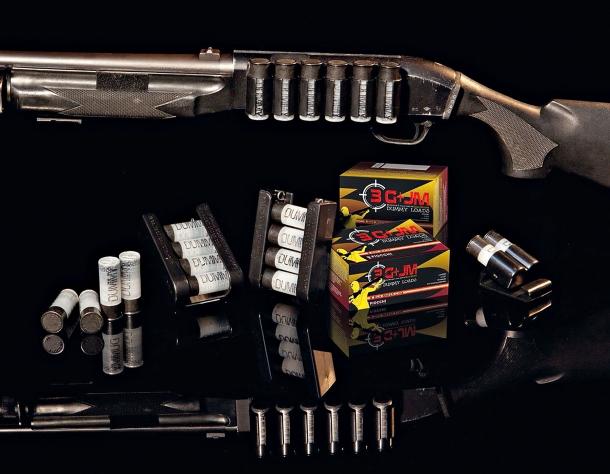 """The new Fiocchi 3-Gun Match """"Jerry Miculek"""" ammunition line"""