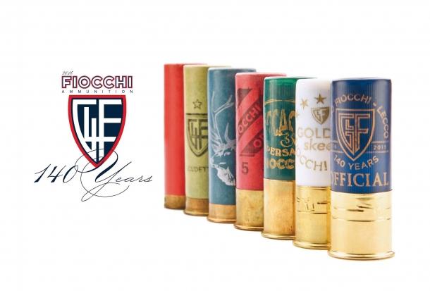 Fiocchi of America new 2016 140th Anniversary Catalog