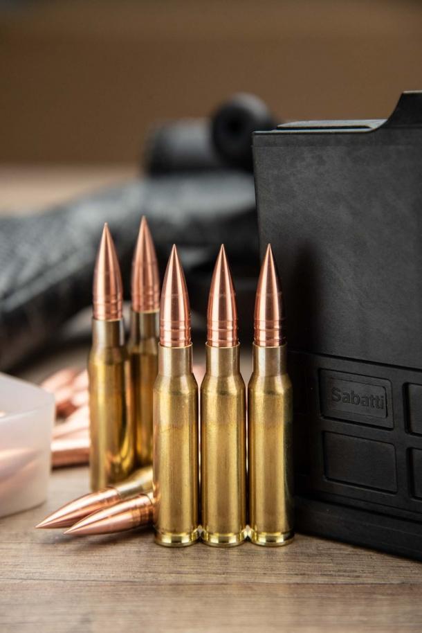 MRR Bullets: nuovi proiettili monolitici senza piombo