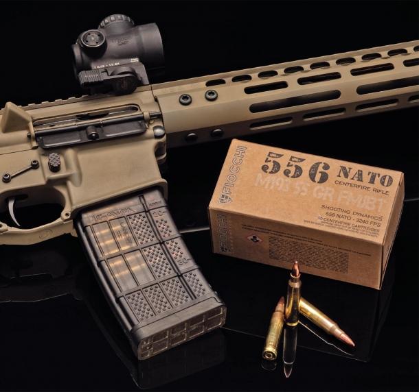 Munizioni Fiocchi 5.56mm NATO M193