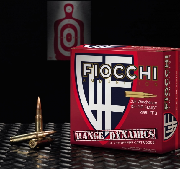 Fiocchi Range Dynamics rifle loads