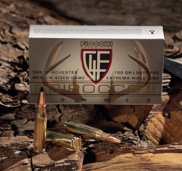 Fiocchi Scirocco II hunting ammunition