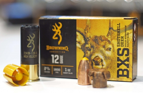 Browning BXS Deer shotshell