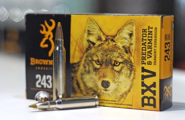 Munizioni Browning BXV Predator & Varmint
