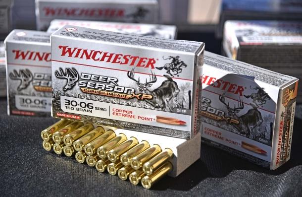Cartucce Winchester Deer Season Copper Impact