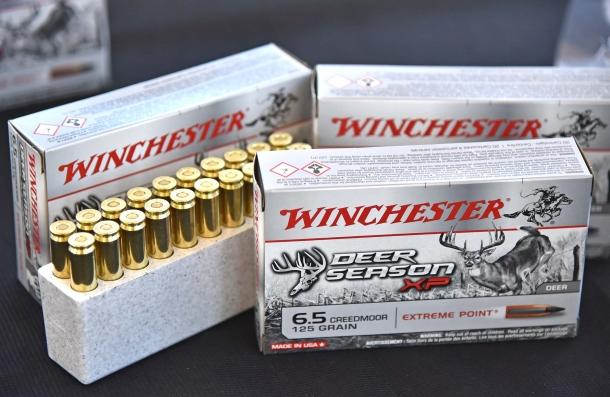 Cartucce Winchester Deer Season XP