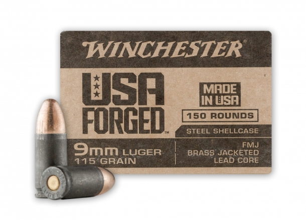 Winchester USA Forged ammunition