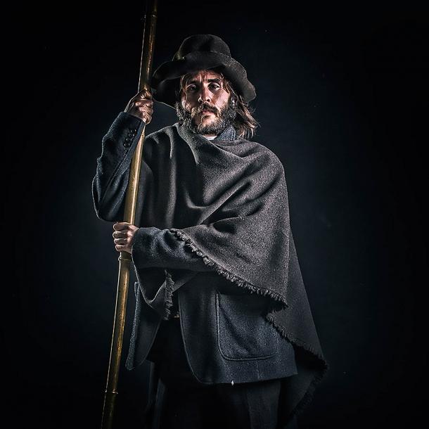 Pietro Pandolfi (attore: Mateo Çili)