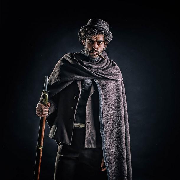 Olinto Venturi (attore: Leonardo Ventura)