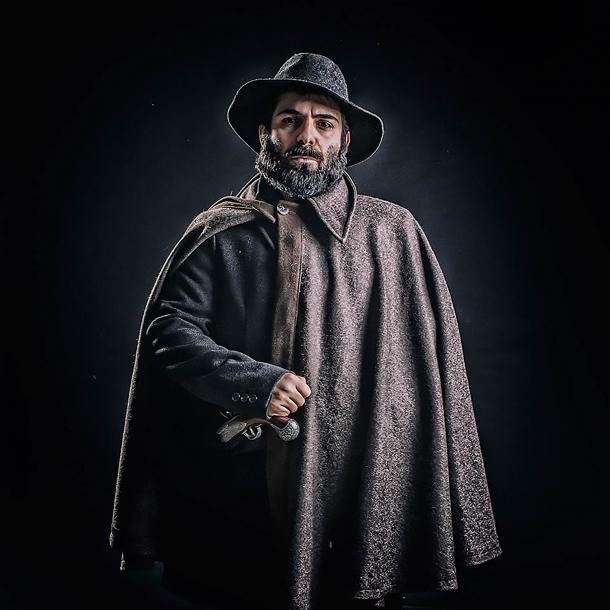 Luigi Trebbi (attore: Cristian Marletta)