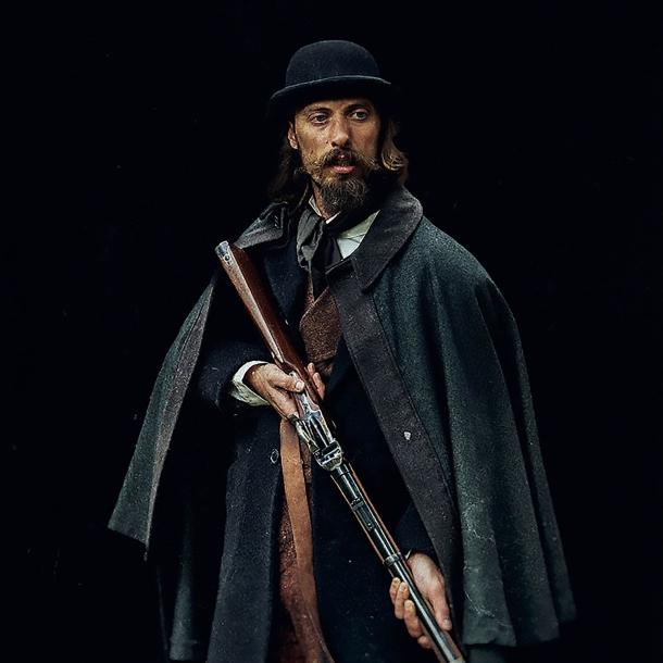 Giuseppe Alunni (attore: Valerio Camelin)
