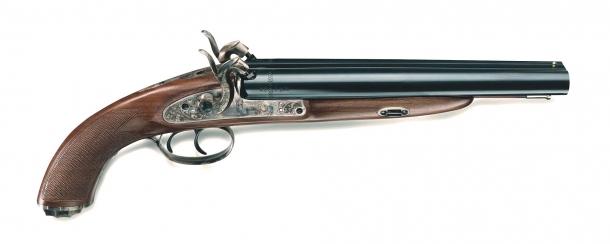 Pistola avancarica Howdah Hunter