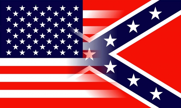 Two Flags, one history, one Nation