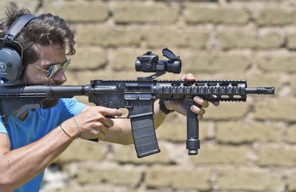 "C'è un motivo se si chiamano ""Modern Sporting Rifles""..."