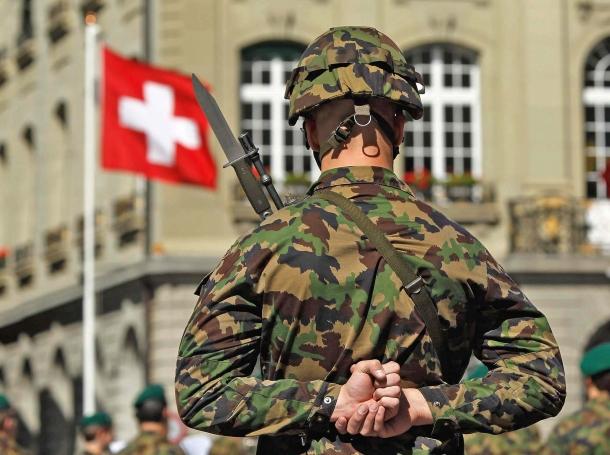 Swiss Gun Control referendum