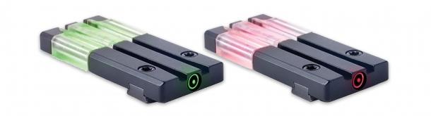 Meprolight FT Bullseye tritium sights