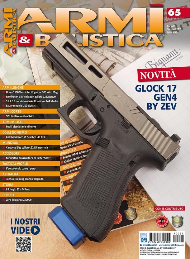 In Copertina / Glock 17 Gen4 by ZEV