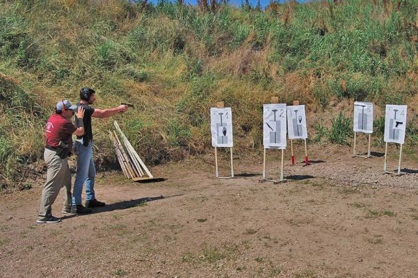 Arsenal Firearms Shooting Academy
