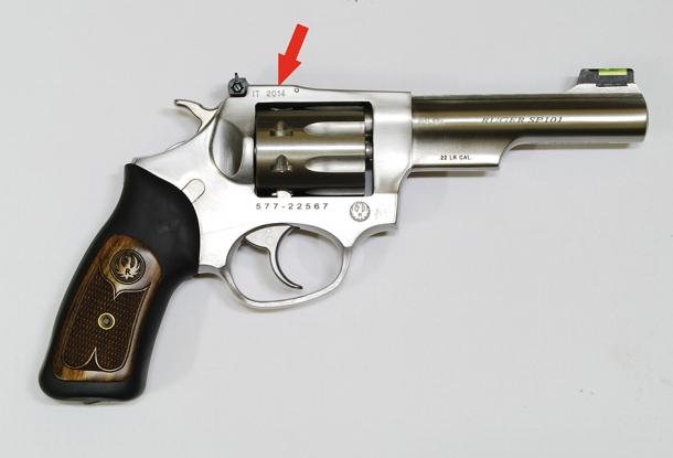 Diciture e punzoni sulle armi da fuoco