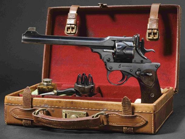 Le Case d'aste che trattano armi