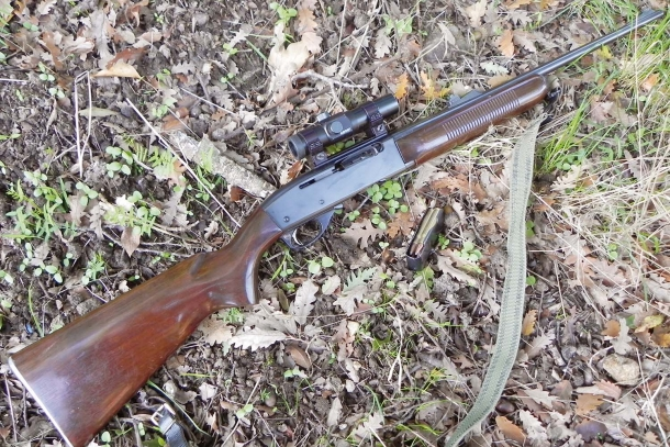 Remington 742 Woodmaster