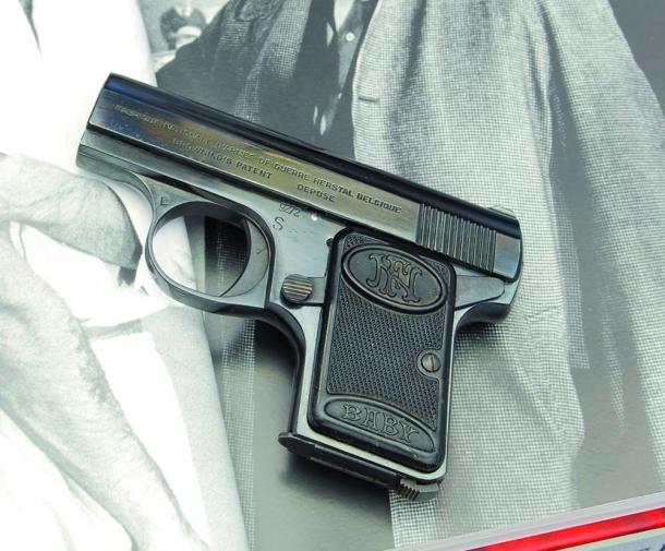 Browning Baby calibro 6,35