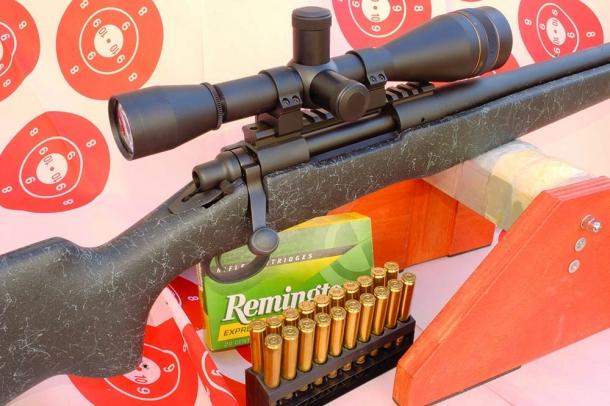 Remington 700 SPS Long Range