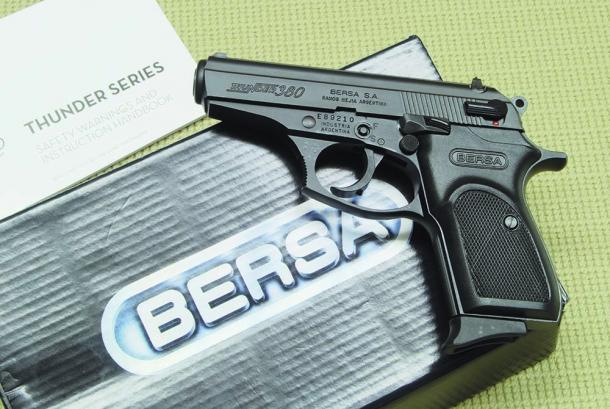 BERSA THUNDER 380
