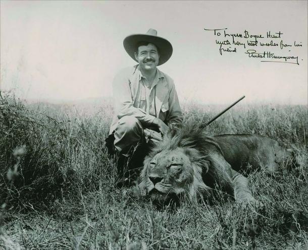 A caccia con Ernest Hemingway