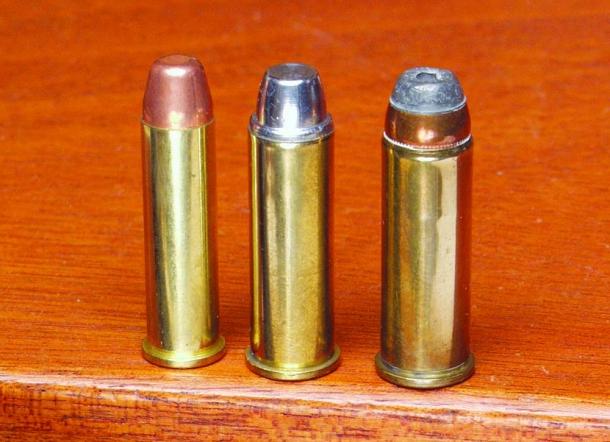 L'ipotetico Calibro .40 Magnum