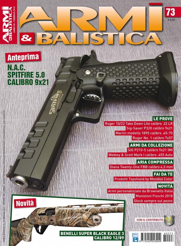 ARMI & BALISTICA: in edicola il numero di febbraio