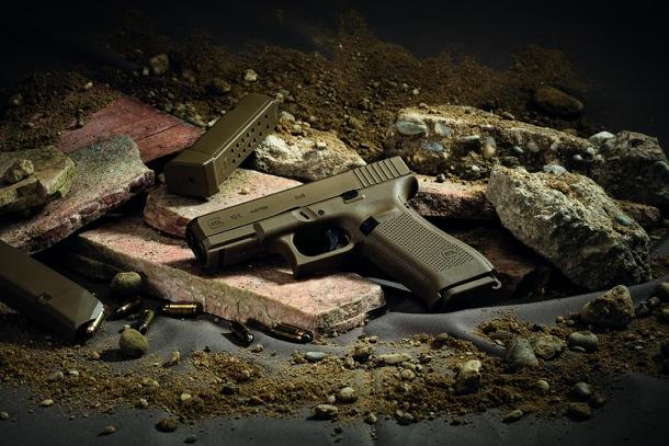 Glock modelli 19X, 17 e 19 FS, 46