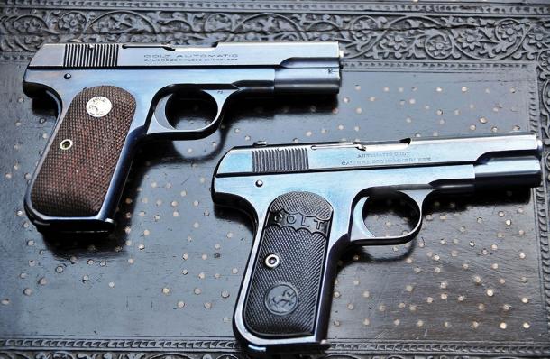 Colt 1903 Hammerless calibro .32 ACP