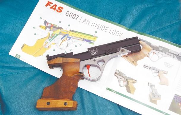 Chiappa Firearms FAS 6007 calibro.22 LR