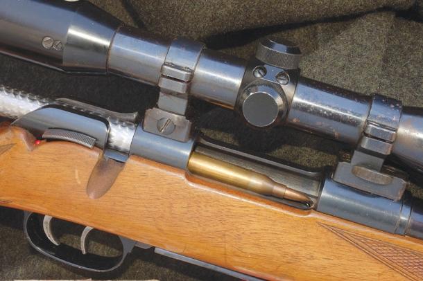 Krico modello 600 in 5,6X57 RWS