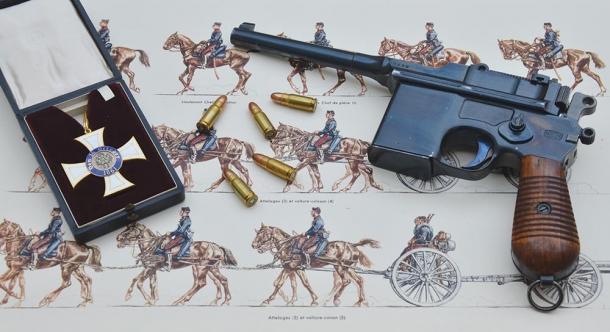 Mauser 712 Schnellfeuer