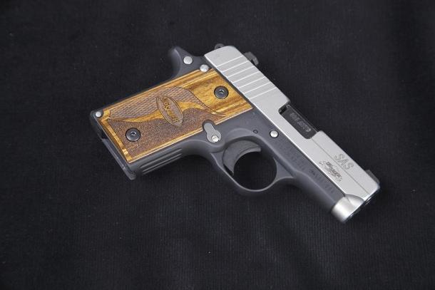 Sig-Sauer P238 calibro 9 corto