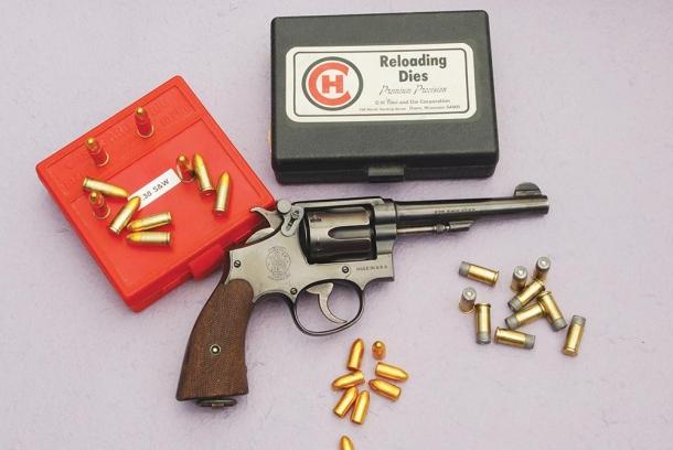 Il .38 Smith & Wesson