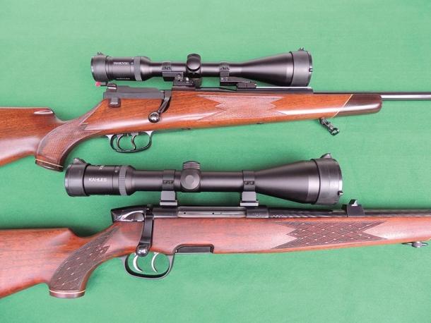 Mannlicher Schoenauer vs Mauser Europa 66