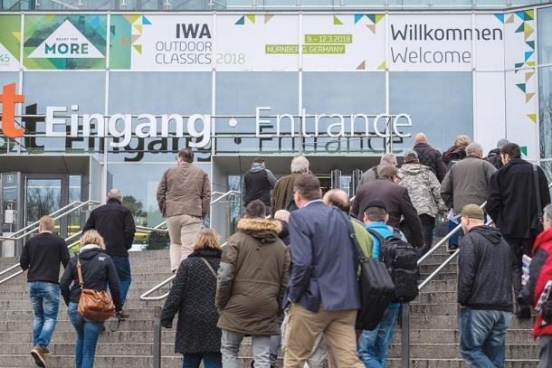 IWA 2018 a Norimberga