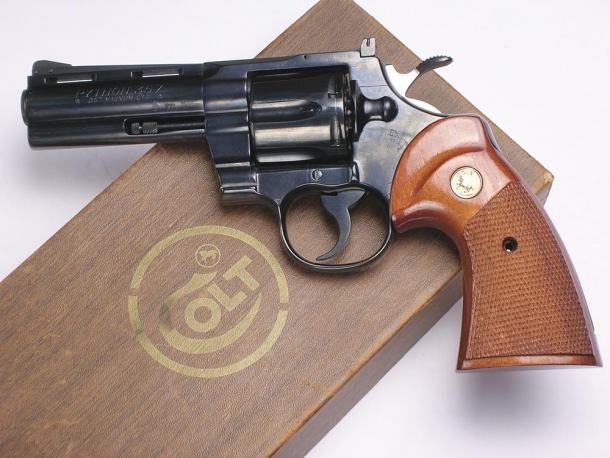 Colt Python calibro .357 Magnum