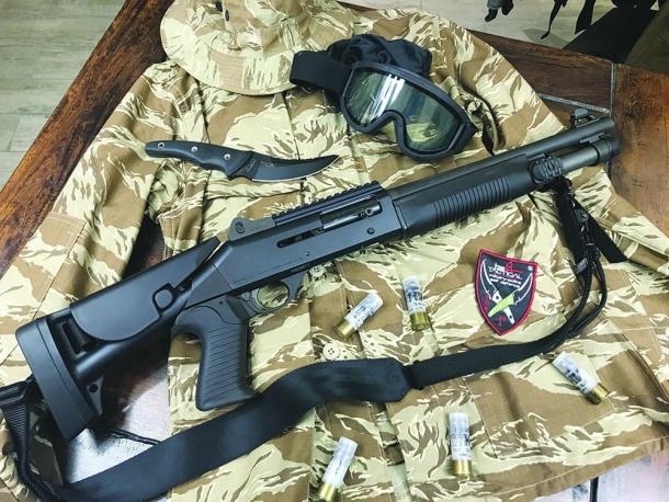 """Benelli M4 super 90 con canna da 14"""""""