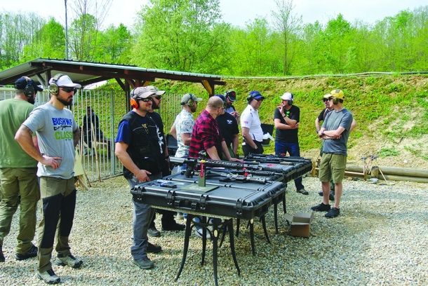Tactical 73 open day & range day