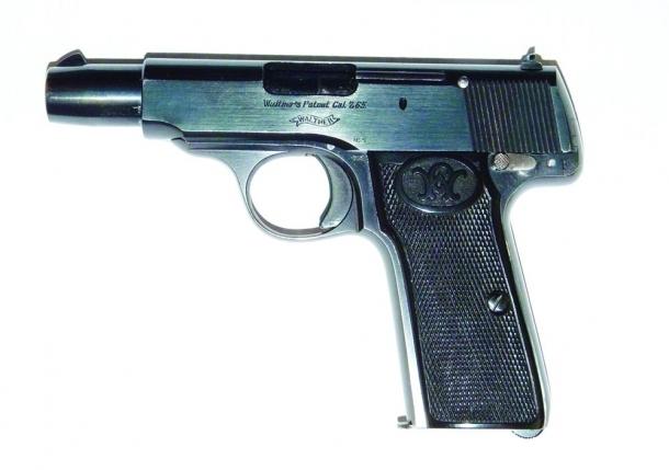 Walther modello 4 calibro 7,65 BR.