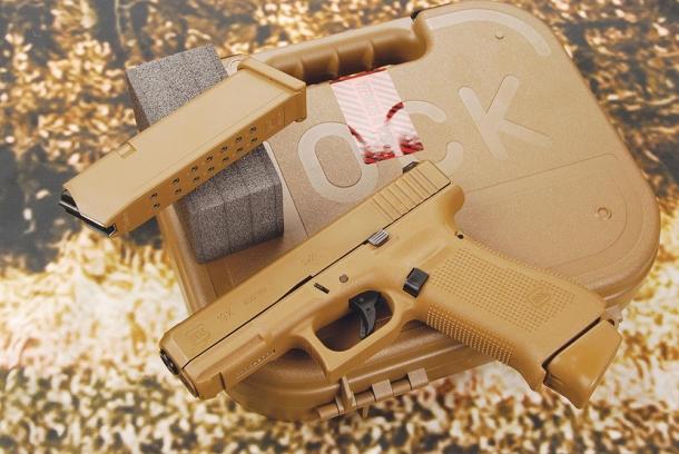 Glock 19X calibro 9x21