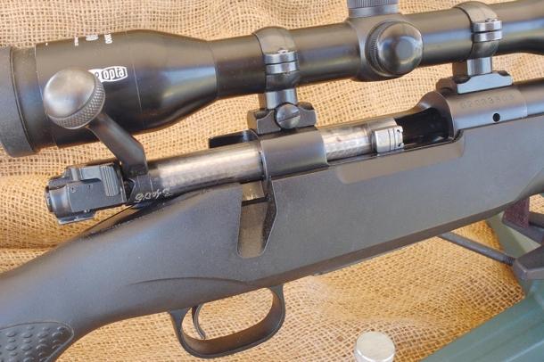Winchester modello 70 Super Shadow in .243 WSSM