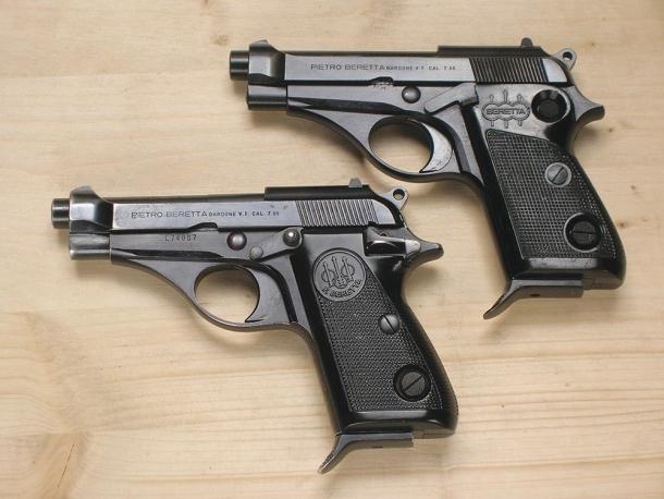 Beretta modello 70 calibro 7,65 Browning/9 corto