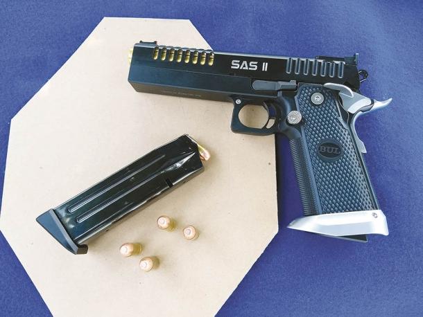 Bul SAS II calibro .40 S&W